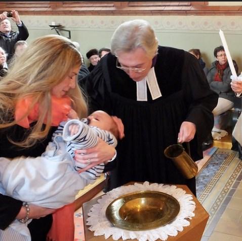 Taufe Evangelische Kirchengemeinden Roßwag Und Aurich